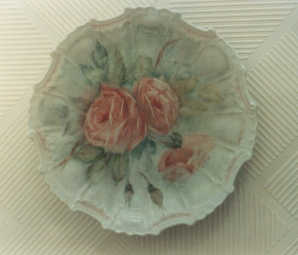 Roses Painted by Camela Jacobs