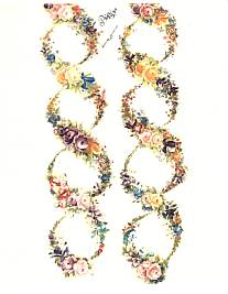 Flower Garlands - Color